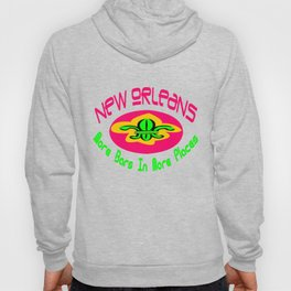 New orleans more bars in more places Hoody