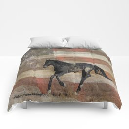 Freedom Run  Comforters