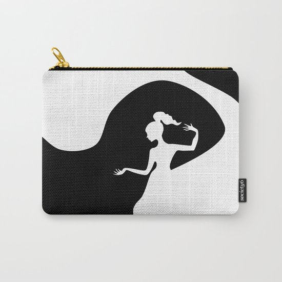 Beauty From Within BNW Carry-All Pouch