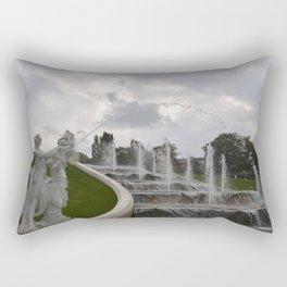 belvedere storm Rectangular Pillow