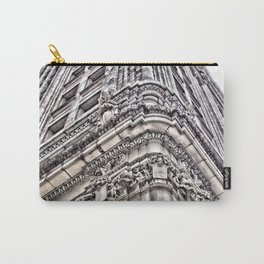 Gagoyles on Park Ave, New York City Upper East Side Carry-All Pouch