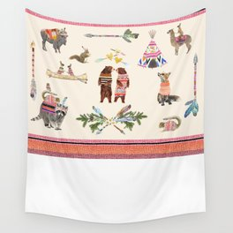 Dreamcatcher - wild and free Wall Tapestry