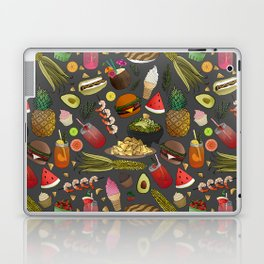 Summer BBQ Cookout Laptop & iPad Skin