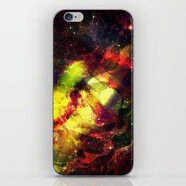 Space Ocean iPhone Skin