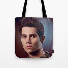 Stiles Stilinski / Dylan O'Brien Tote Bag
