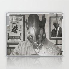 Cyber Barber Laptop & iPad Skin