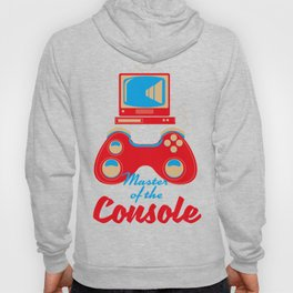 Master of the console Hoody