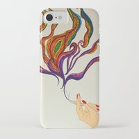 political iPhone & iPod Cases featuring Political Views by Aries Art