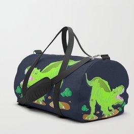Dino - Bright Duffle Bag