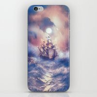 storm iPhone & iPod Skins featuring Perfect storm.  by Viviana Gonzalez