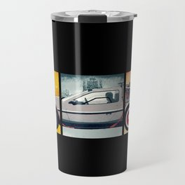 DeLorean DMC-12 - Cinema Classics Travel Mug