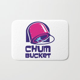 Chum Bucket Bath Mat