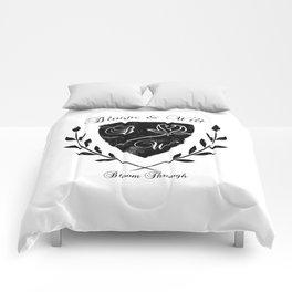 Bloom & Wilt Comforters