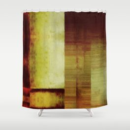 Abstraction par Jean-François Dupuis Shower Curtain