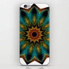 encircled mandala iPhone & iPod Skin