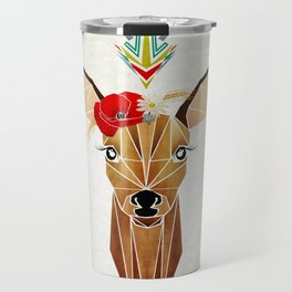 biche oh ma biche ! Travel Mug