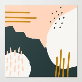 Coit Pattern 58a Canvas Print