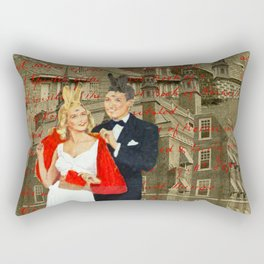 THE OTHER ARCHITECT'S MANSION V - THE BALL II Rectangular Pillow