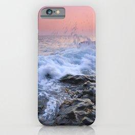 La Joya beach. iPhone Case