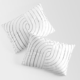 Abstract lines 2 Pillow Sham