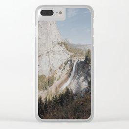 John Muir Trail Clear iPhone Case