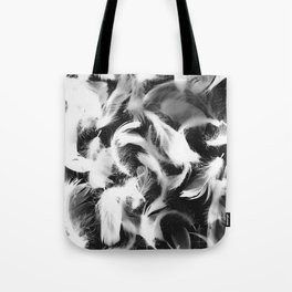 Fallen Feathers #2 Tote Bag