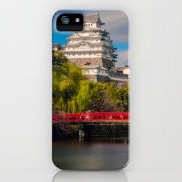 Himeji Castle - Japanese Castle iPhone Case