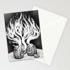 Halloween Escape Stationery Cards