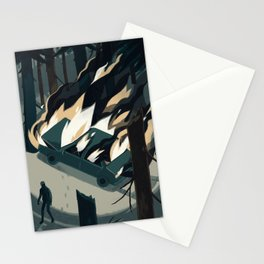 Over Stationery Cards
