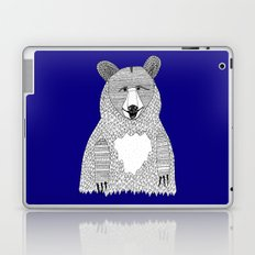 Blue Bear Laptop & iPad Skin