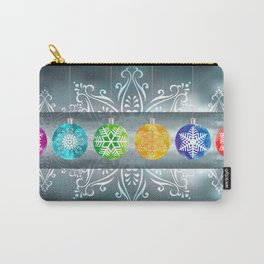 Christmas balls Carry-All Pouch