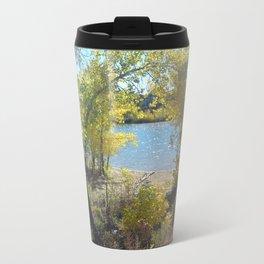 Sparkle Lake Travel Mug