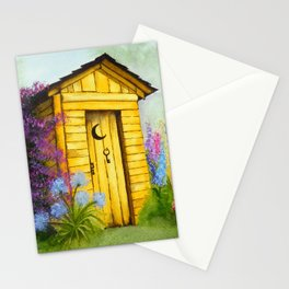 Out in Spring Stationery Cards