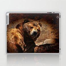 Bear Artistic Laptop & iPad Skin