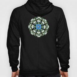 Folkloric Flower Crown Hoody