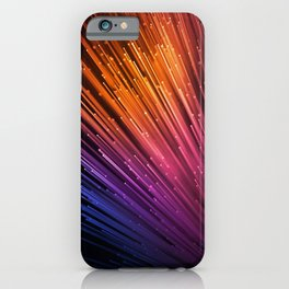 live color xiaomi lines stock background abstraction iPhone Case
