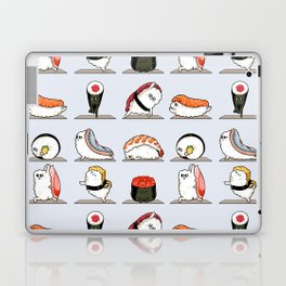 Sushi Yoga Laptop & iPad Skin