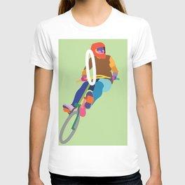 Bike 3 (square) T-shirt