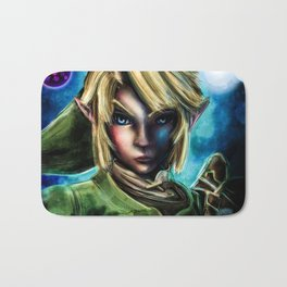 Legend of Zelda Link the Epic Hylian Bath Mat