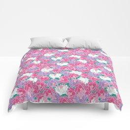 Water Lilies Comforters