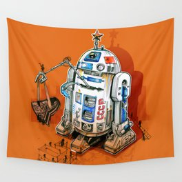 1st in space Wall Tapestry