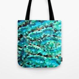 Mermaid Fish Tail Scales Tote Bag
