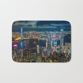 HONG KONG 10 Bath Mat