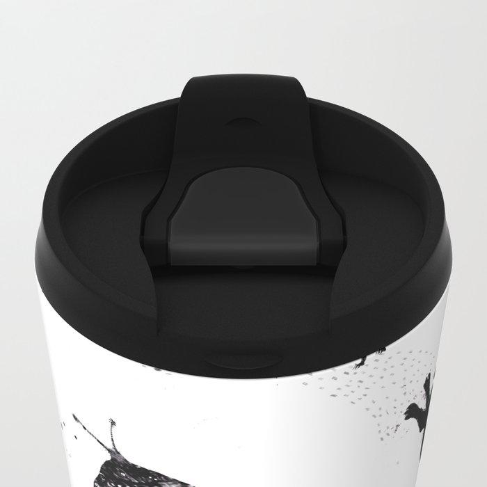 The Calling Metal Travel Mug