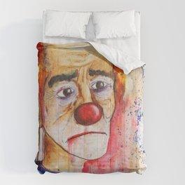 Le Clown de Joie-Ville Comforters