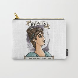 Hypatia of Alexandria Carry-All Pouch