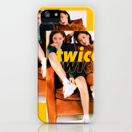 Artwork Korean Style Harajuku TWICE iPhone Case