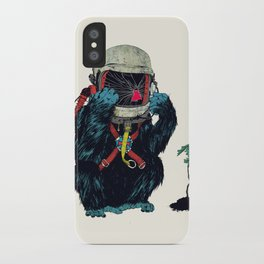 Clams iPhone Case