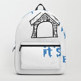 Great Pyrenees Designs for Wolfound Fans Design Print Backpack