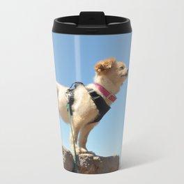 Wonder Dog in San Francisco Metal Travel Mug